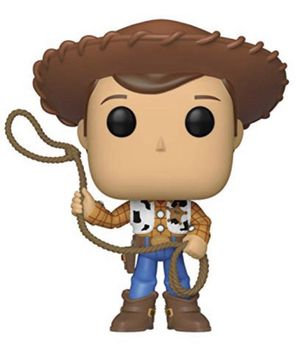 Funko Pop! Disney: Toy Story 4 - Woody for Sale in San Antonio, TX