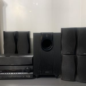 Onkyo Home Theater System for Sale in Santa Ana, CA