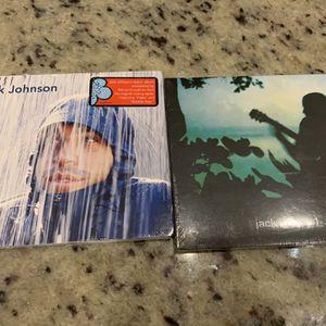 Two Unopened Jack Johnson CDs for Sale in Nashville, TN