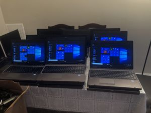 Great Hp ProBook 6570b, Core i5, 500gb Hard Drive, 4gb Ram $165 for one for Sale in Woodbridge, VA