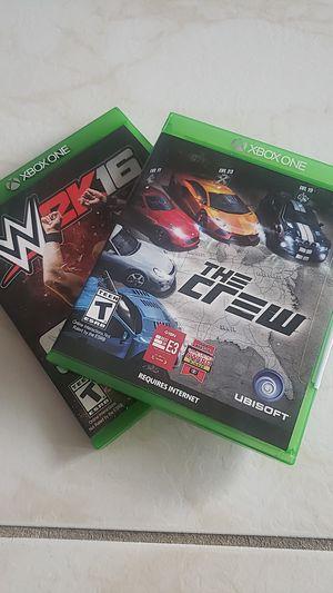Xbox One Game Bundle for Sale in Pompano Beach, FL