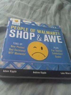 Walmart book for Sale in Norfolk, VA