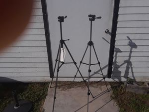 2 New tripods both for $25 for Sale in Union Park, FL