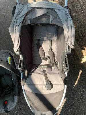 Britax B-agile stroller with infant car seat for Sale in HUNTINGTN STA, NY