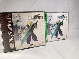 Final Fantasy 7 For Ps1 for Sale in Phoenix, AZ