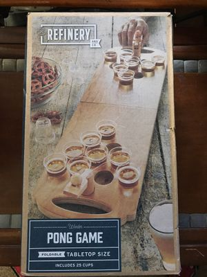 Wooden pong game $10! for Sale in Clovis, CA