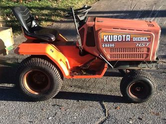 Kubota 3 Cylinder Diesel Tractor for Sale in Decatur,  GA