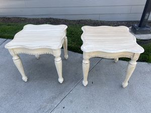 End tables / nightstands for Sale in Wilsonville, OR