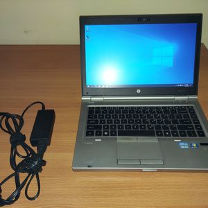 Hp Elitebook 8460p Laptop i5 2410m Windows 10 for Sale in Bloomington, CA