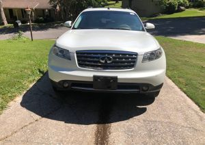 Great Shape. 2006 infiniti FX35 AWDWheels for Sale in Akron, OH