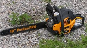 Poulan Pro 42cc Chainsaw for Sale in Bellingham, WA