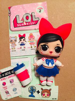 Fanime LoL Surprise Doll Series 2 for Sale in Edmonds, WA