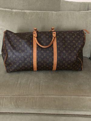 Louis Vuitton monogram duffle bag for Sale in Elmhurst, IL