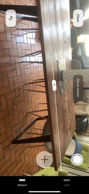 Wooden table - US origin for Sale in Miami, FL