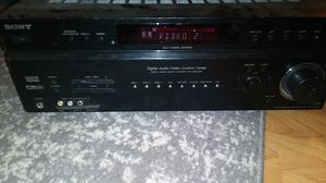 2 vintage receivers working very well great condition for Sale in Columbus, OH