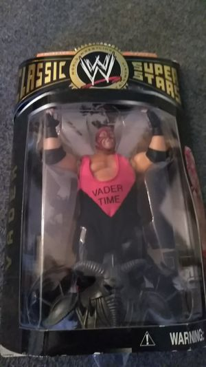 Vader WCW Classic Super Stars for Sale in Shelton, CT