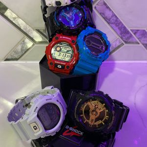 6 G-Shock Watches for Sale in Skokie, IL