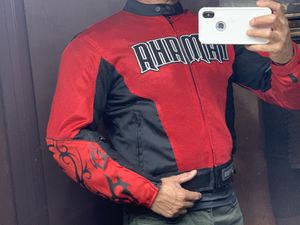 MOTORCYCLE RIDING JACKETS SIZE MEDIUM for Sale in Las Vegas, NV