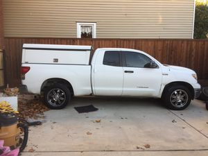 ARE Toolbox Camper Tundra for Sale in Houston, TX