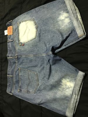 Levi's custom cut off shorts for Sale in Houston, TX