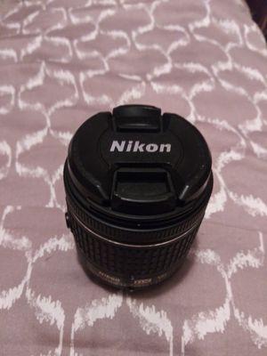 NIKON and MACRO camera lense for Sale in Taunton, MA
