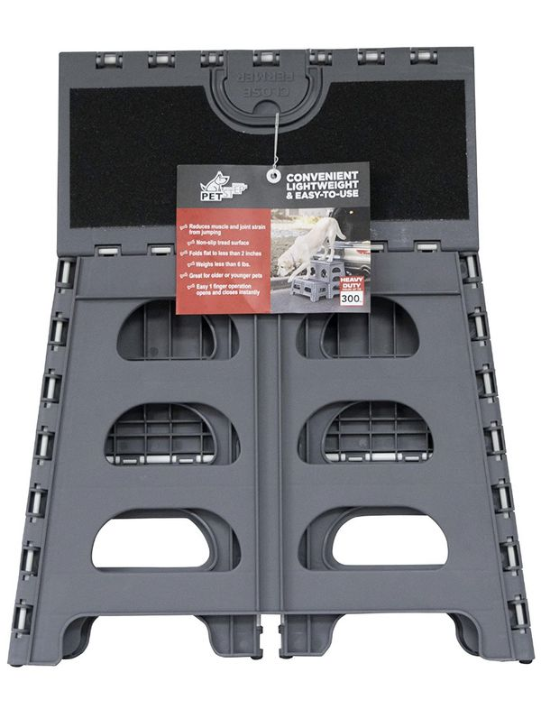 Pet Step - Suitable for humans and pets holds up to 300 pounds