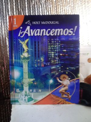 Holt mcDougal spanish 1 textbook for Sale in Lawrence, IN