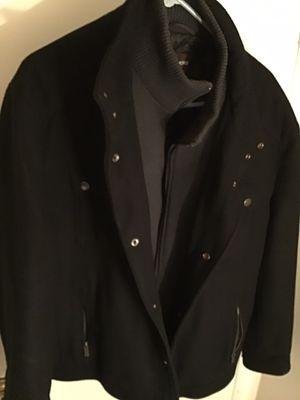 *** LIKE NEW *** - Michael Kors 2X Large Men's Black Winter Jacket - for Sale in Philadelphia, PA