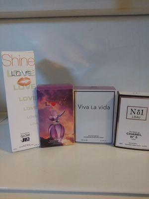 Perfumes para dama cada uno for Sale in Sudley Springs, VA