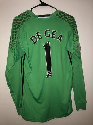 Adidas Manchester United De Gea Jersey Sz .Medium for Sale in Long Beach, CA