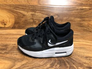 Nike Airmax Zero Essential black and white 11c for Sale in Beaverton, OR