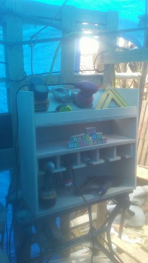 POWER TOOL ORGANIZER for Sale in Newcastle, OK