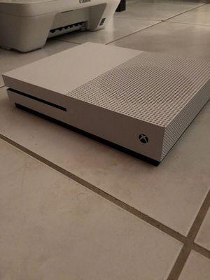 Xbox One S White Edition 1TB for Sale in Miami, FL