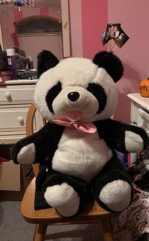 cute stuffed panda bear for Sale in Plainfield, IL