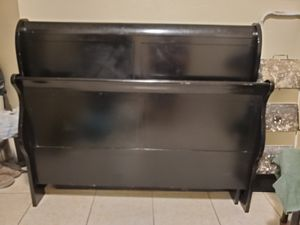 Cama full sin colchon for Sale in Channelview, TX