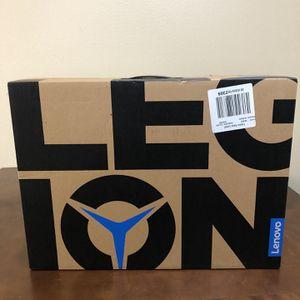 "Lenovo Legion 7 Laptop, 15"" FHD, Intel Core i7-10750H, 16GB RAM, 1TB SSD, NVIDIA GeForce RTX 2070 Super, Slate Grey, Windows 10 for Sale in Vista, CA"