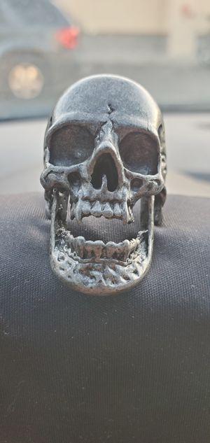 Ring Skull for men size 12 for Sale in Phoenix, AZ