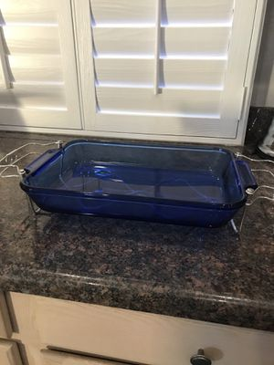 Casserole and carrier for Sale in Scottsdale, AZ