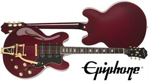 Electric guitar Epiphone Riviera for Sale in Sterling, VA