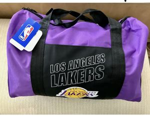Lakers Duffle bag for Sale in Chino Hills, CA
