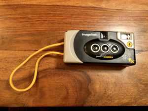 Vintage ImageTech 3D FX Lenticular 35mm Film Camera - Tested, Working for Sale in Seattle, WA
