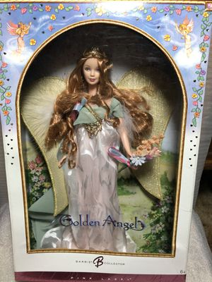 Golden Angel Barbie Collector for Sale in Chicago, IL