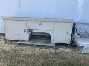 Utility box tool box truck box for Sale in Salem, OR