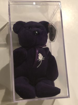 Princess Diana Ty beanie baby. Excellent condition for Sale in Alpharetta, GA