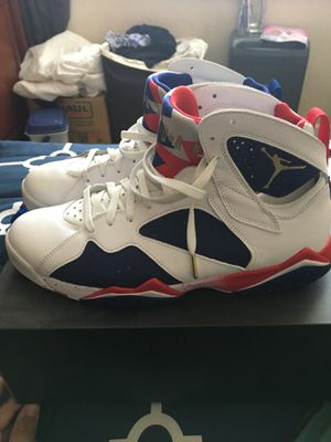 Jordan 7 Olympic tinker alternate size 12 for Sale in Dublin, CA