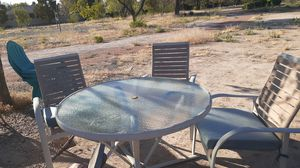 4 piece patio set - Can deliver for $10 for Sale in Las Vegas, NV
