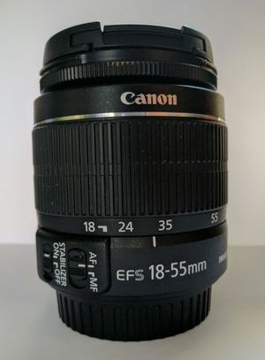 Canon ef-s 18-55mm f/3.5-5.6 lens for Sale in Hialeah, FL