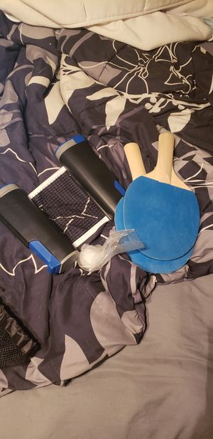 Portable ping pong for Sale in Sunnyside, WA