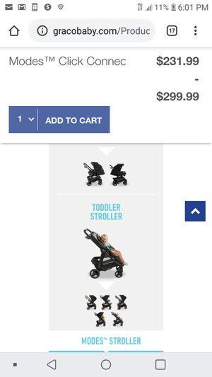 Graco stroller and car seat foldable set for Sale in Atlanta, GA