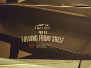 Traeger grill folding shelf for Sale in Dallas, TX